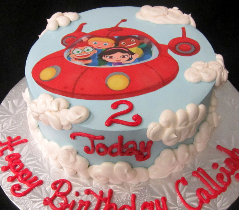 red submarine cartoon cake.jpg