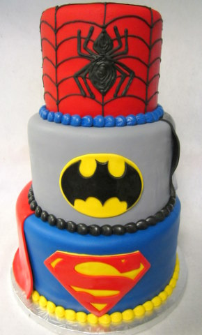 superhero 3 tier with capes.JPG
