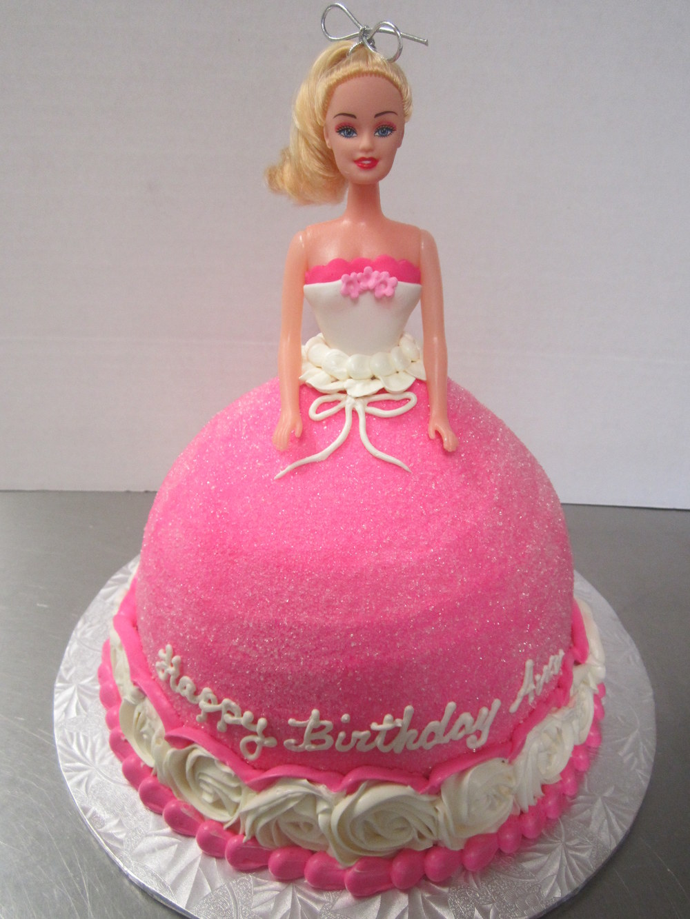 barbie with pink sanding sugar.JPG