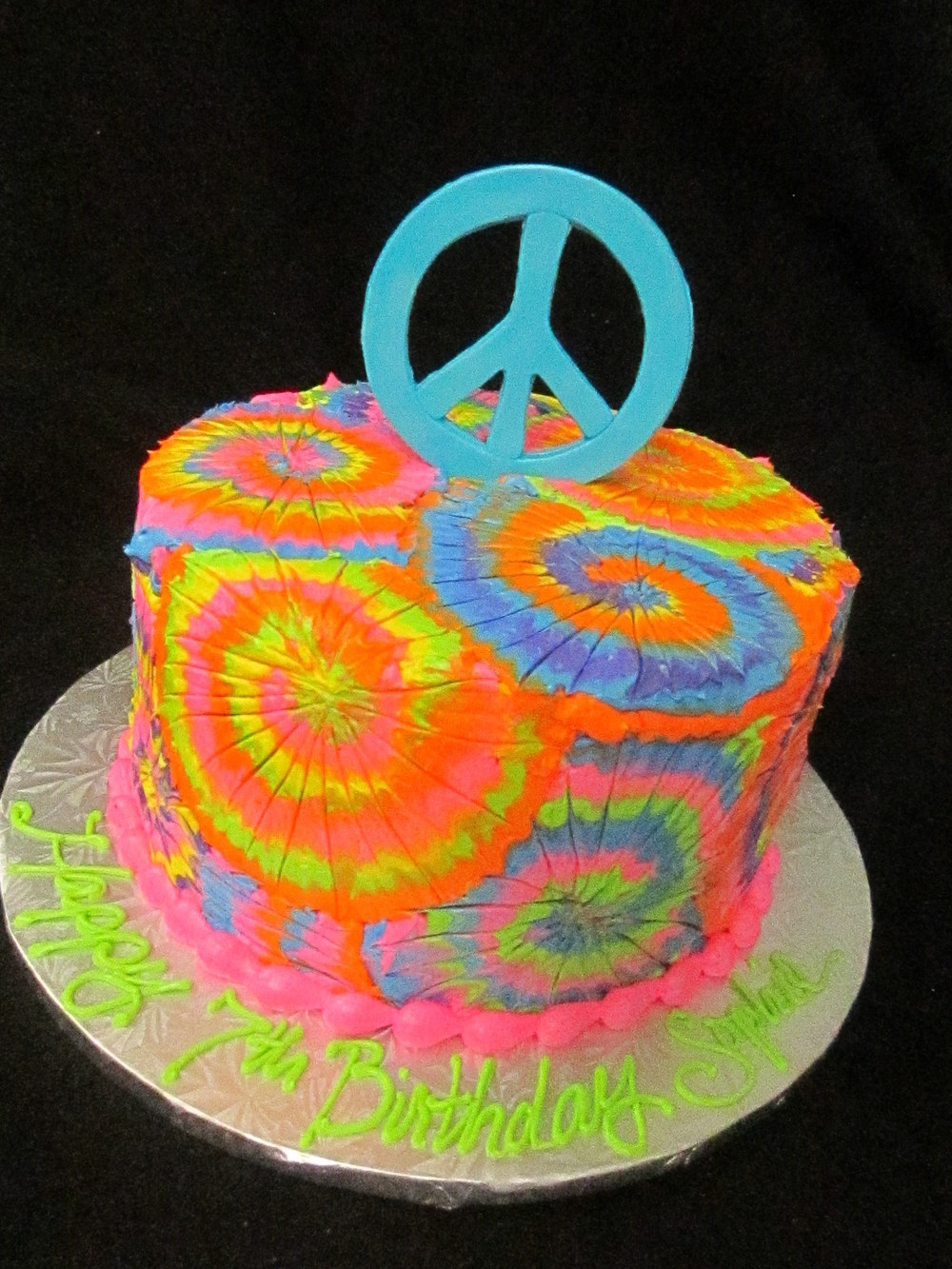 peace sign cake tye dye.JPG