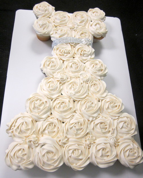cupcakes brides dressjpg