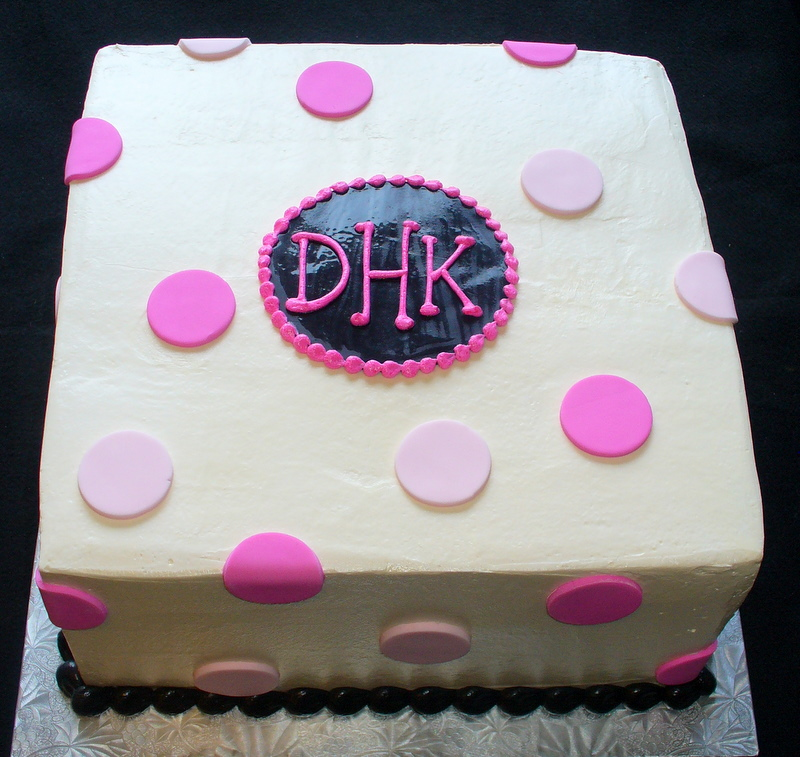 monogram_dots_cake.JPG