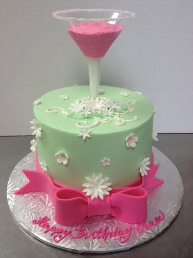 green cake flowers and martini.jpg