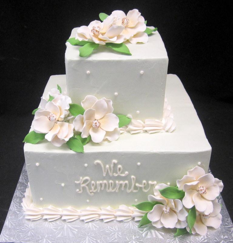 square magnolia cake.JPG