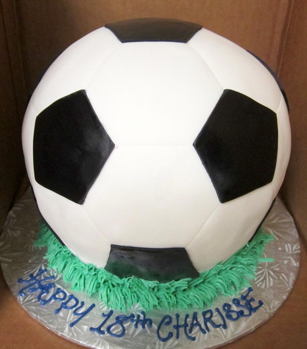 3-D soccer ball on grass cake.jpg