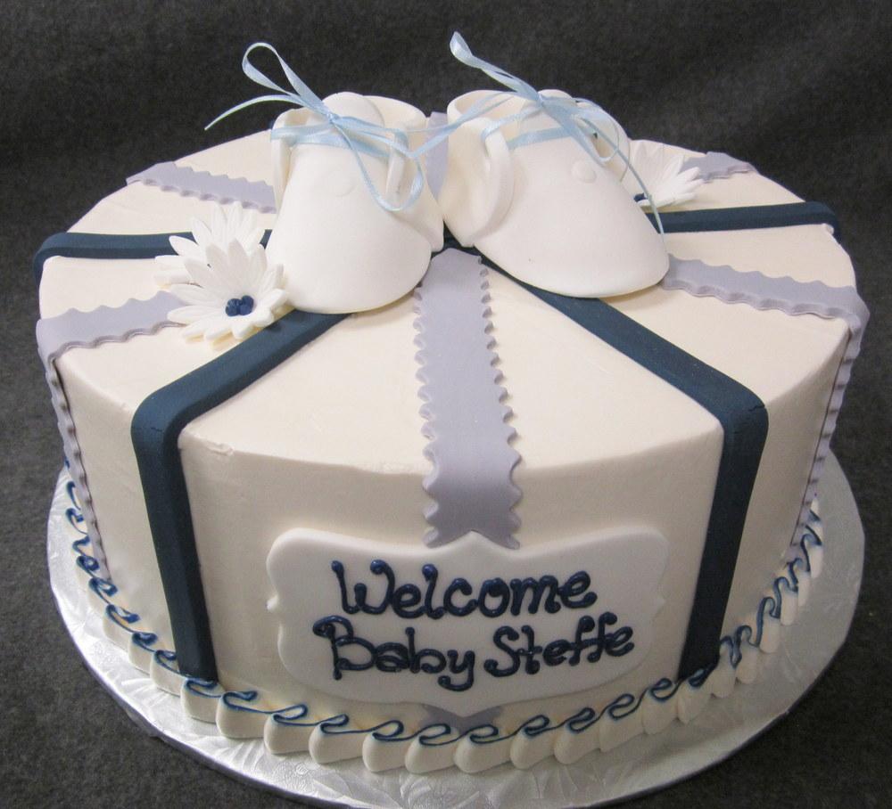 baby booty navy stripe shower cake.jpg