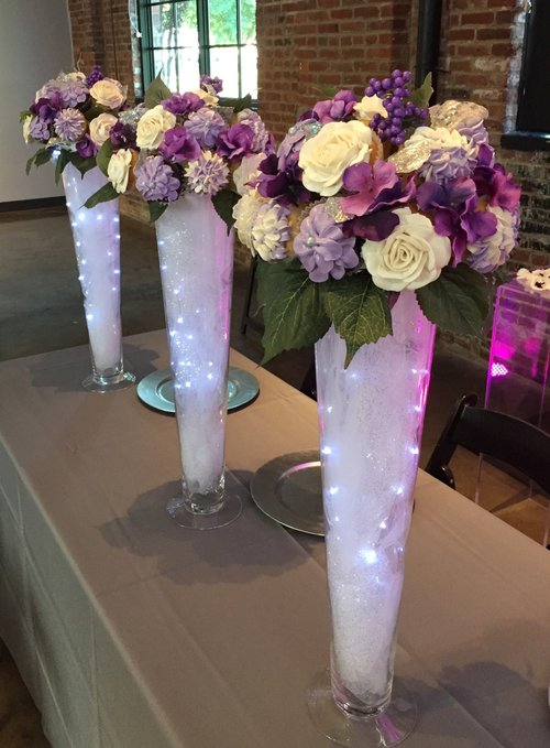 Wedding Centerpieces Celebrating Life Cake Boutique