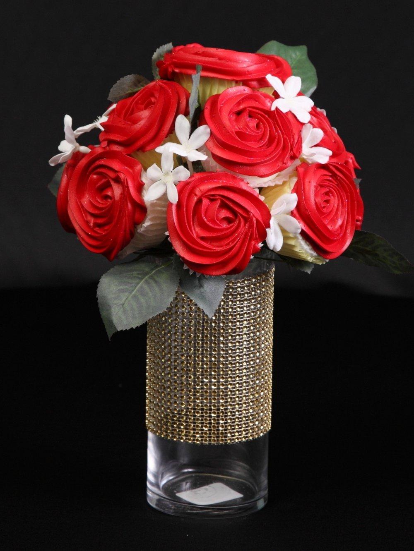 12 ct red rose tube vase.JPG