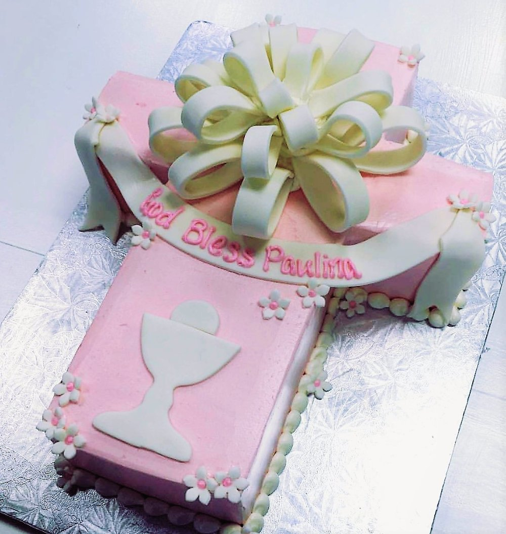 cross cake with big bow.jpg