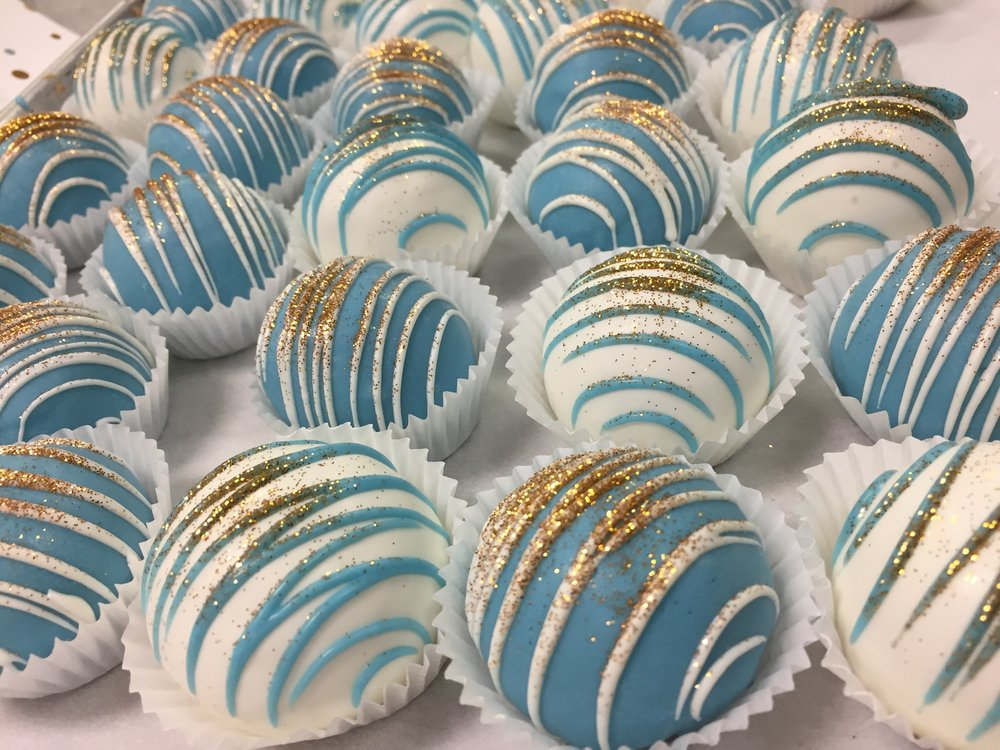 bon bons - blue striped gold disco dus.JPG