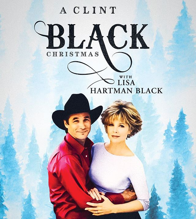 "I am so excited to announce that Lisa will be joining me for some of my Christmas shows this year. ""A Clint Black Christmas"" is coming to Fort Worth, Dallas, and Charles Town this December - more dates to be added soon. For more information visit clintblack.com/tour"