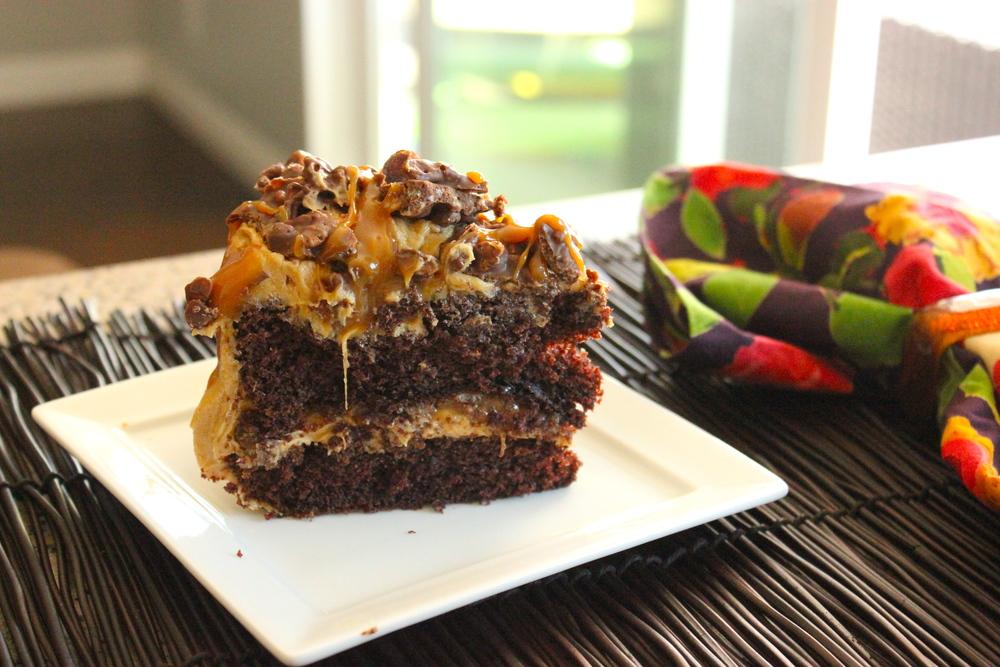 Whatchamacallit Cake Recipe