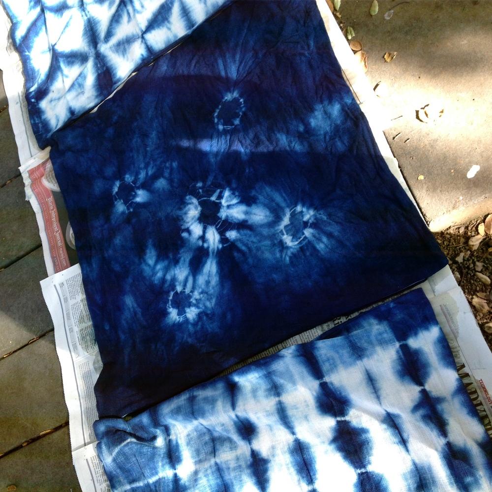 pillow cases for KitTea, 2015