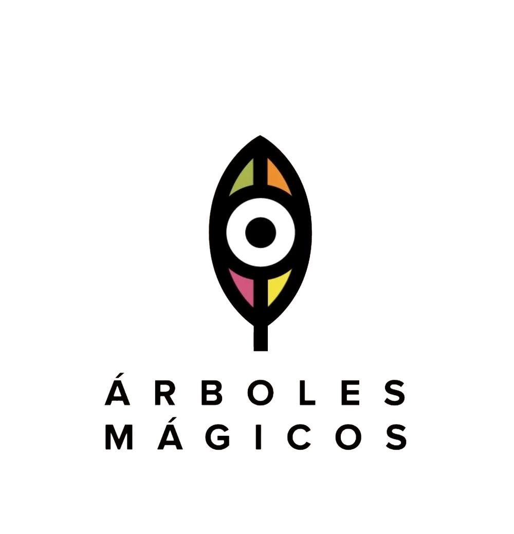 Logo Arboles Mágicos blanco.png