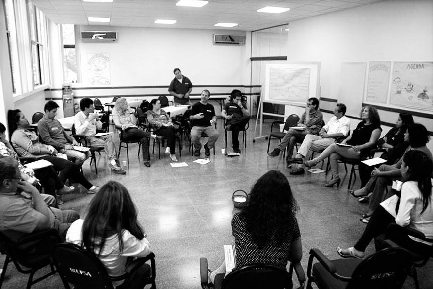 Taller de Liderazgo Colaborativo en Santa Cruz de la Sierra - Conversaciones para Todos