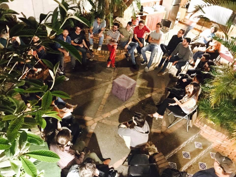 Generando comunidad en el coworking Impactico
