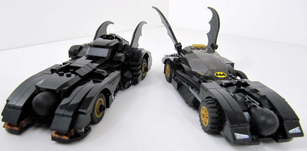 Batmobile Artifex Creation