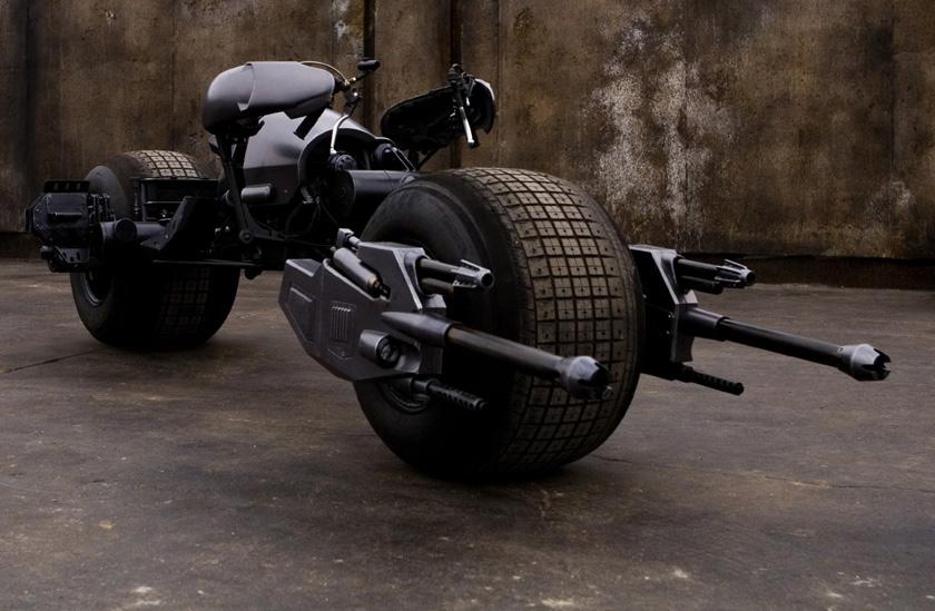 Batpod Artifex Creation