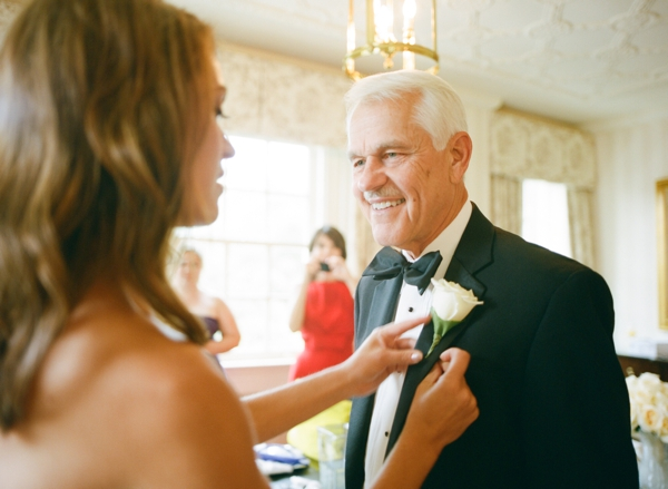 bride and her dad at hay adams hotel wedding