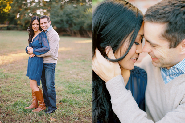 georgetown engagement photography