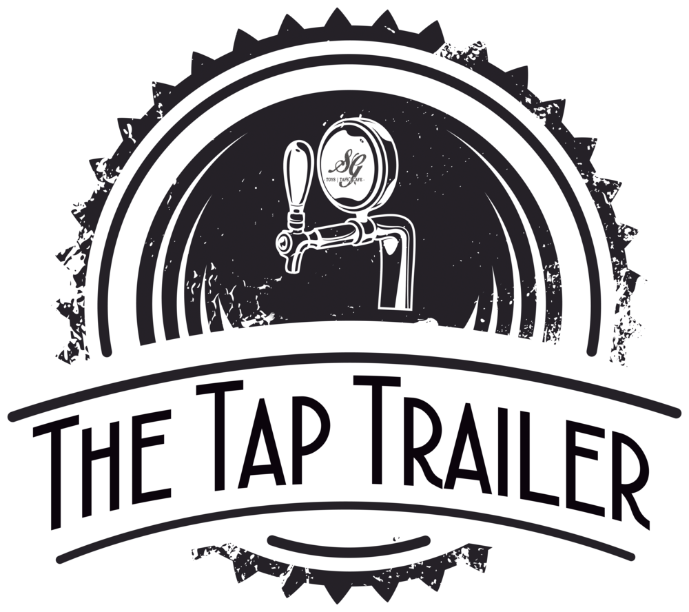 The Tap Trailer Logo white outline.png