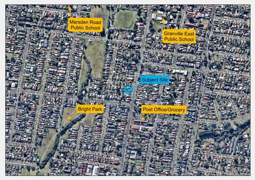 South Granville - Blaxcell St — Communities Plus