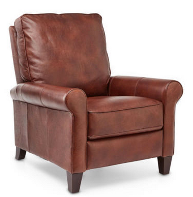 Petite Leather Recliner JC Penny 900