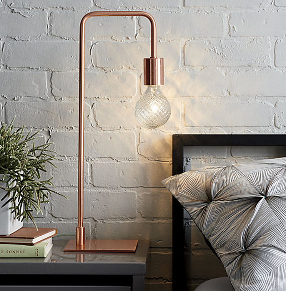 copper arc