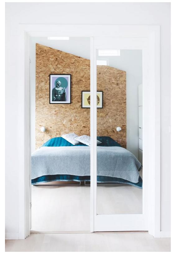 Bolig_Plywood Wall