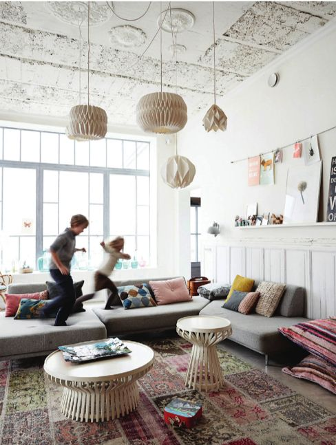 How to Design a Stylish & Family-Friendly Home   |  www.studio7creative.co