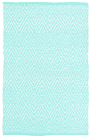 DIAMONDS IN AQUA (MANY MORE COLORS)  |  $562 for 8x11