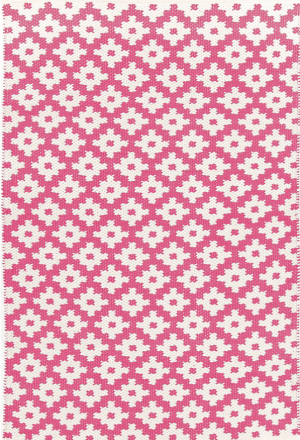 Samode FUCHSIA Outdoor Rug  |  $660 for 8x11