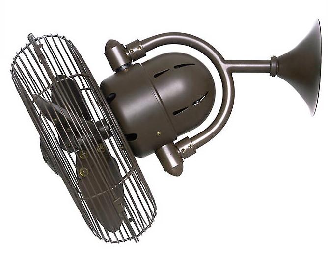 Kaye Oscillating Wall Fan via Lumens $378