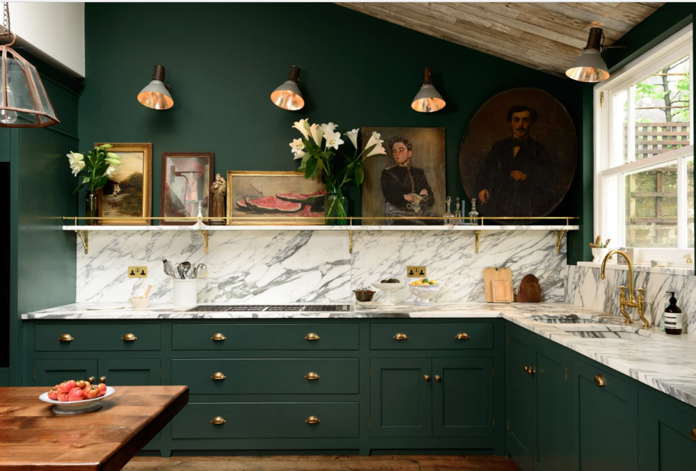 Via  DeVol Kitchens