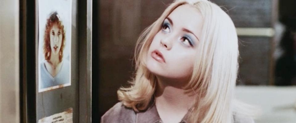 "Christina Ricci as ""Wendy Balsam,"" AKA ""Layla"" in Vincent Gallo's Buffalo 66 (1998)"