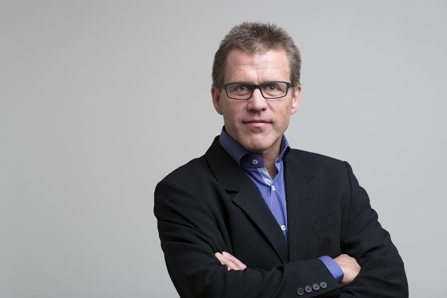 Leon Bakkebø, leiar i Sogn og Fjordane Næringsråd