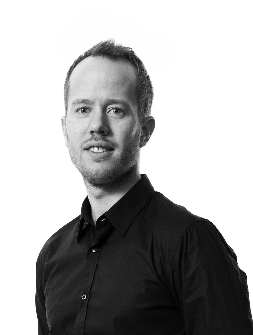 KONRAD FAGERTUN er sjef for forretningsutvikling i Nlink