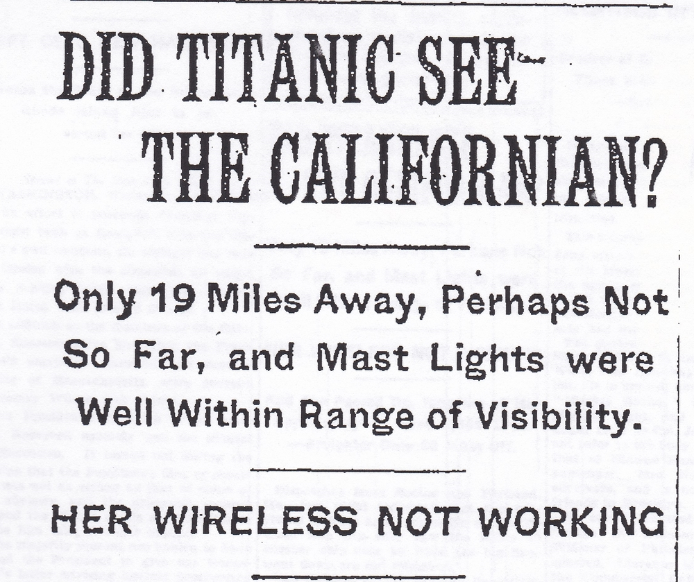 Did-the-Titanic-see-Californian