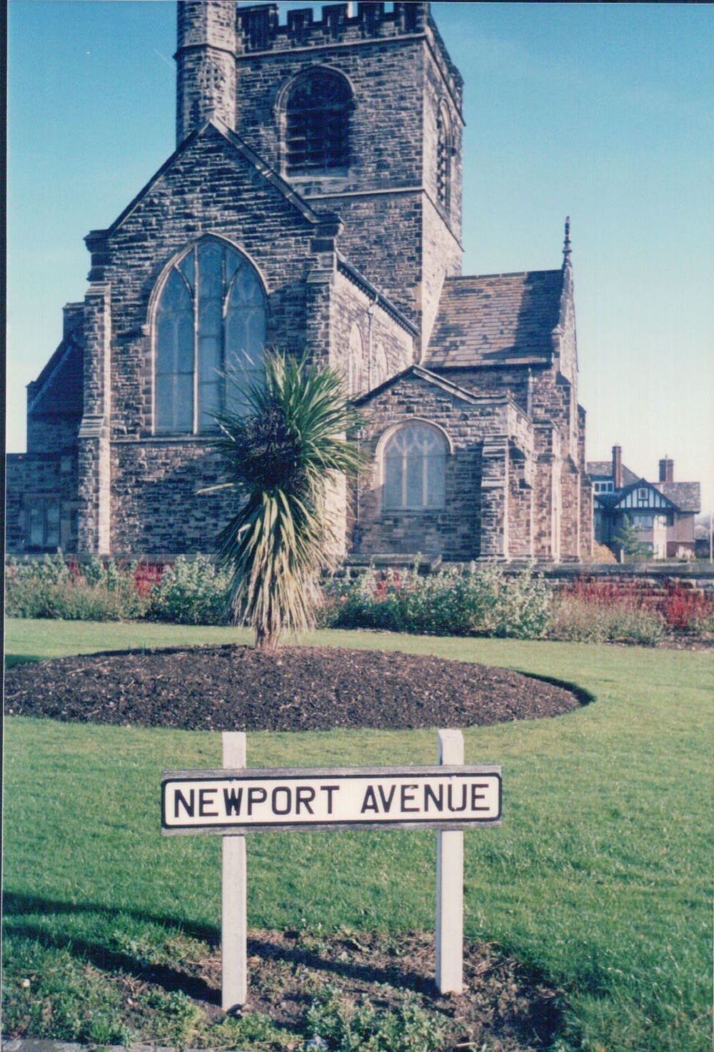 Parish Church of St Nicholas, Wallasey