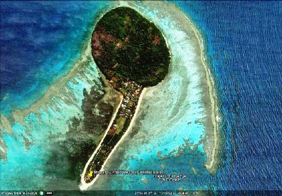 'Atata Island, Tonga.