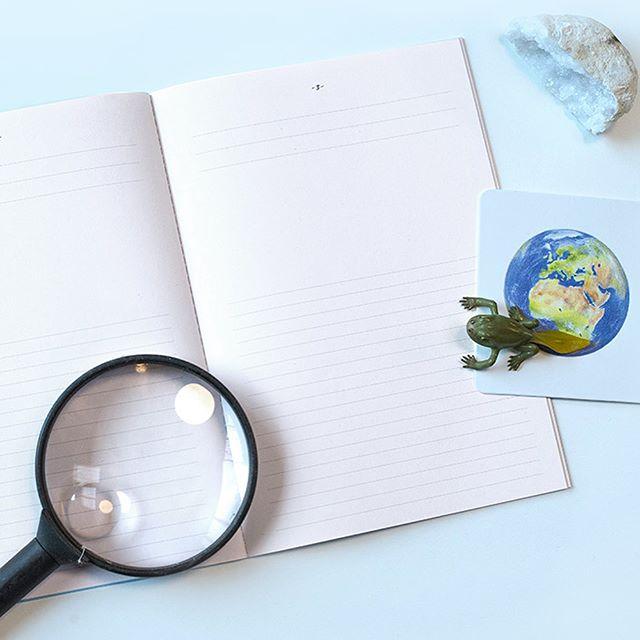 Et voici l'intérieur du Cahier Curieux ! C'est un petit cahier pour noter les questions de vos enfants Curieux, pour ne pas les oublier et prendre le temps d'y répondre avec eux. Vous savez... toutes ces questions trop difficiles qu'on remet toujours à plus tard ! * Une page par question (30 en tout) et un sommaire pour les retrouver plus facilement. * Un enfant qui sait écrire peut remplir lui-même son cahier ! Encore mieux pour se souvenir des réponses 😉 * Et quand il est plein, cela fait une belle trace ✨ #cahiersh #cahiercurieux