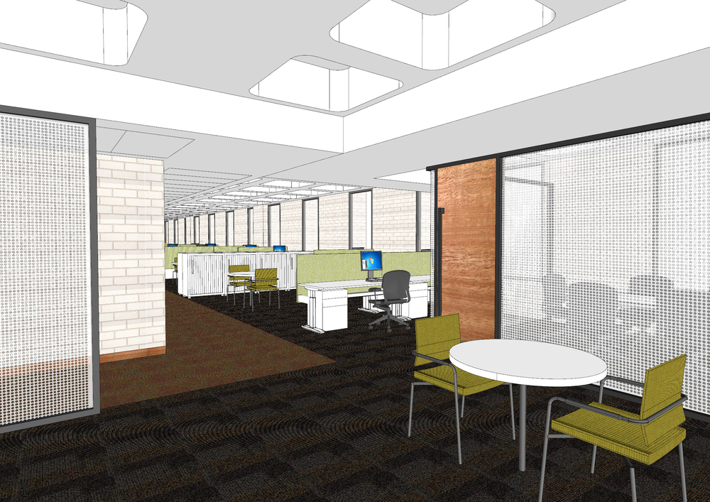 MONASH UNIVERSITY LAW BUILDING REFURBISHMENT