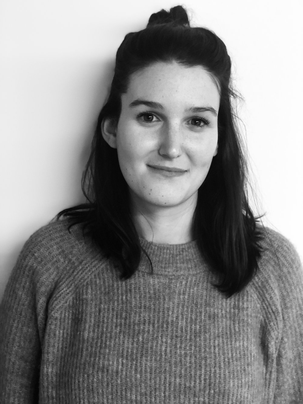 Ainhoa Larranaga    Architectural Graduate   Ainhoa is well versed in supporting our Senior Project Architect and Health Planner and has developed a broad skill set from liaising with the consultant team, to site investigations, detailed documentation and the user group process.