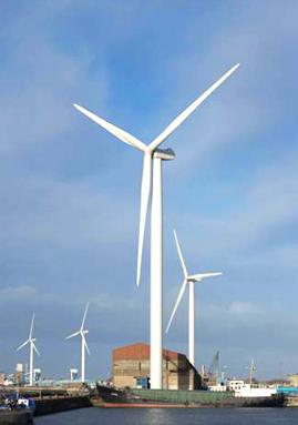 Port of Liverpool Wind Farm