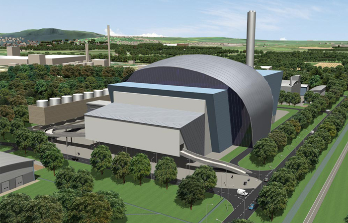Ince Biomass Energy Plant
