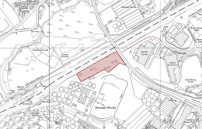 Barton site plan