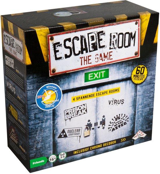 Escape Room spel 5x