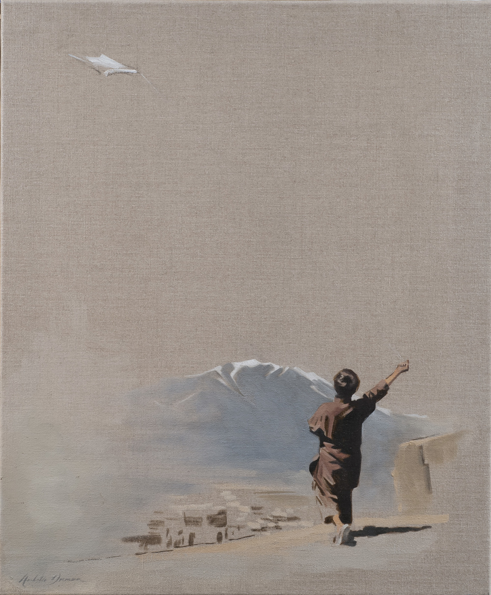 Above the City, 2014, Afghanistan