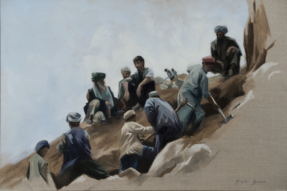 Building a Future, 2010, Afghanistan
