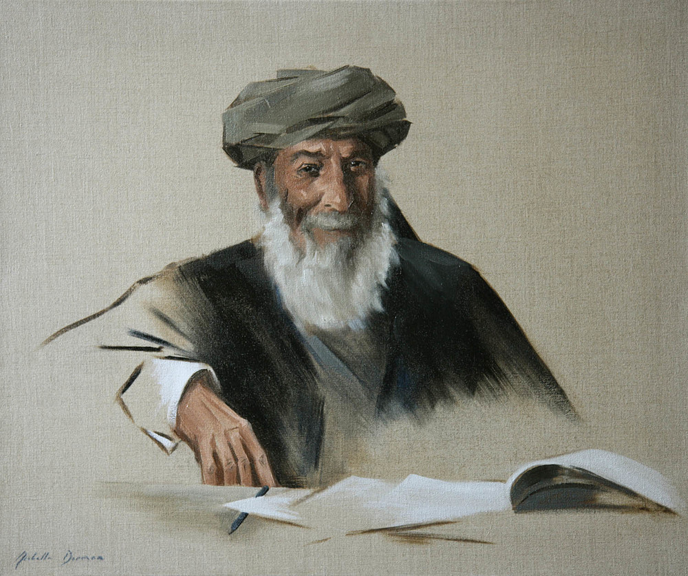 The Old Schoolmaster, 2013, Afghanistan